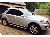 Mercedes ml280 sport diesel auto