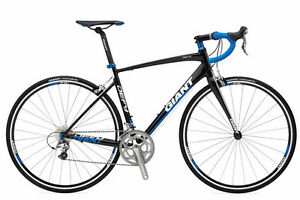 Giant Defy 1 Model 2011 black and blue