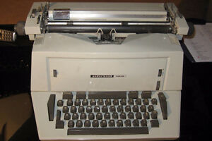 Vintage Electric Typewriter, Olivetti Underwood Forum