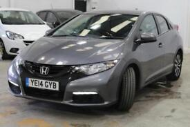 2014 Honda Civic 1.6 i-DTEC S 5dr (dab, bluetooth, premium audio)