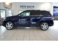 Mercedes ML350 3.0 BLUETEC AMG LINE WITH NAVIAGTION 2014/64