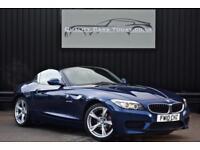 2010 BMW Z4 sDrive23i 23 M Sport Roadster 2.5 Manual *Deep Sea Blue*