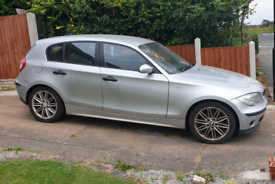 BMW 1 SERIES 2006 SPARES/REPAIRS