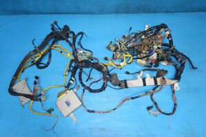 JDM Subaru Impreza WRX GC8 Turbo Wiring ECU Harness V3 V4 GF8