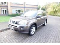 2007 Nissan X-Trail 2.0dCi 150Bhp Left hand drive lhd French Registered