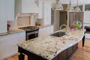 GRANITE/QUARTZ COUNTER TOPS -----  FREE  SINK