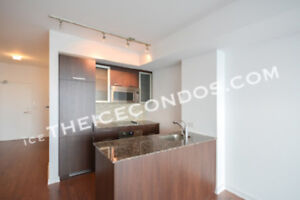 12 YORK ST. - ICE CONDOS - 1 BEDROOM + DEN W/STUNNING LAKEVIEWS