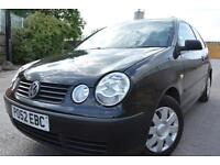 VOLKSWAGEN POLO S 1.4 3 DOOR*FULL 12 MONTHS MOT*2 LADY OWNERS SINCE 2007*
