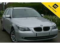 2009 BMW 5 Series 520d SE Business Edition 5dr Step Auto [177] * FULL SERVICE HI