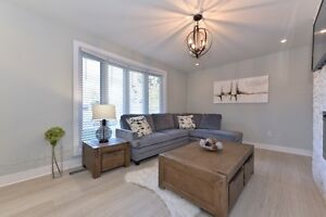 North London,new, furnished, short term rent, private bathrooms. London Ontario image 2