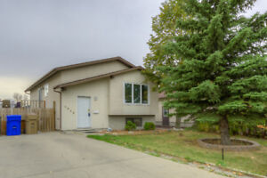 3bed/2bath home with a finished basement & large yard!