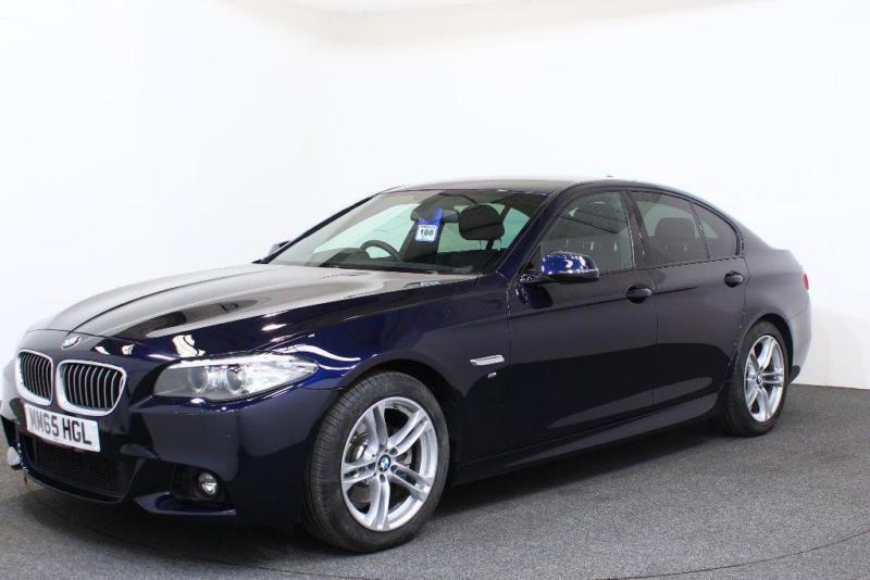 2015 Bmw 5 Series 2 0 520d M Sport 4dr In Sheffield South Yorkshire Gumtree