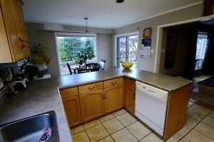 Kitchen Cabinets-Complete Set, Bleached Maple, Very Good Cond. Kitchener / Waterloo Kitchener Area image 3