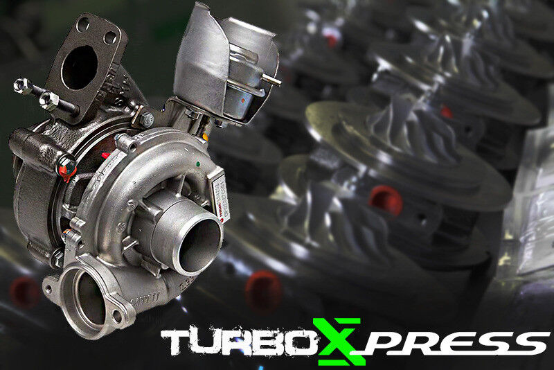 New Turbochargers and Reconditioned turbos