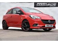 2015 Vauxhall Corsa 1.4 i Limited Edition 3dr