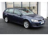2014 Volkswagen Golf 1.6 TDI BlueMotion Tech SE Estate 5dr (start/stop)