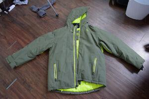 """Unused Large """"Exposure Project"""" Ski jacket"""