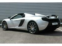 2014 McLaren 650S V8 SPIDER Semi Auto Cabriolet Petrol Automatic