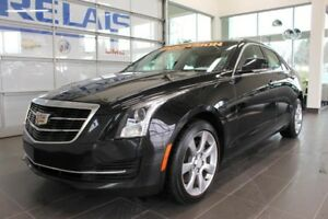 Cadillac ATS Sedan LUXURY , AWD, TOIT OUVRANT 2015