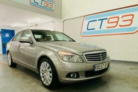 image for 2007 Mercedes-Benz C Class 2.1 C220 CDI Elegance 4dr
