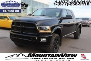 2014 Ram 2500 Laramie  - Leather Seats -  Bluetooth