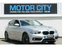 2015 BMW 1 Series 118D SPORT Hatchback Diesel Manual
