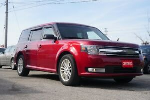 2013 Ford Flex SEL LEATHER BACK UP CAMERA NAVIGATION 7 PASS. 144