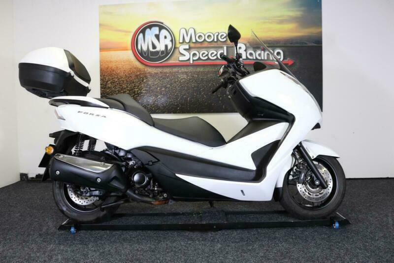 2013 HONDA FORZA NSS 300 A-D SCOOTER - EXCELLENT CONDITION - 8,400 MILES
