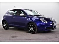 2014 Alfa Romeo Mito TWINAIR SPORTIVA Petrol blue Manual