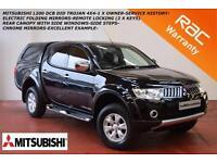 Mitsubishi L200 2.5DI-D 4WD Double Cab Pickup Trojan-1 X OWNER##NO VAT##NO VAT##