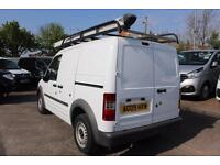 2009 Ford Transit Connect Low Roof Van L TDCi 75ps Diesel white Manual