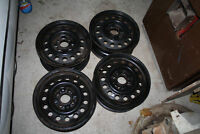 1984 - 2002 Honda Accord Rims Jantes 15 X 5.5, 4 x 114.3