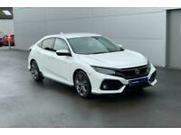 2017 Honda Civic Sport Vtec Hatchback Petrol Manual