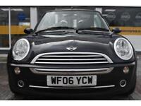 GOOD CREDIT CAR FINANCE AVAILABLE 2006 06 MINI COOPER CONVERTIBLE