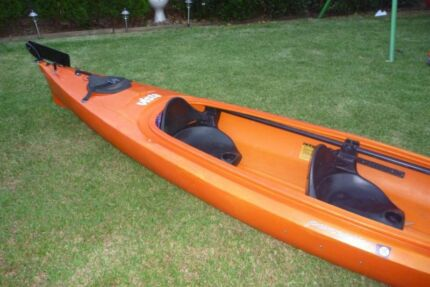 2 Seater Kayak / Canoe Bossley Park Fairfield Area Preview