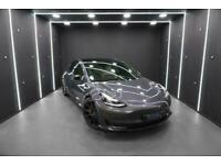 2019 Tesla Model 3 PERFORMANCE, s worth of Custom additions Auto Saloon Electric