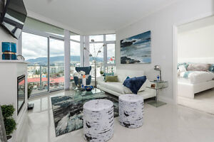 Two Bedroom+Office Furnished Waterfront View Suite-$168/ni min30