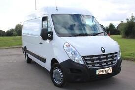 Renault Master 2.3TD 125 ( Euro V ) MWB 12 reg Diesel Van £7,495 + VAT