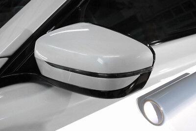 PREMIUM Spiegel Spiegelgehäuse Kappe Transparent Klar Kratzer Lack Schutz Set