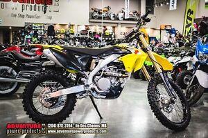 2017 Suzuki RMX450Z - Only $68 Bi-Weekly oac*