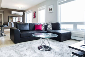 Downtown Luxury 2 Bedroom Furnished Exec Sub-Penthouse!
