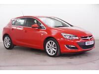 2013 Vauxhall Astra SRI Petrol red Manual