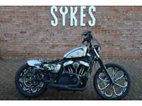 Harley-Davidson XL883N Sportster Iron