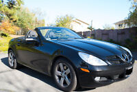 2006 Mercedes-Benz SLK-Class Coupe (2 door)