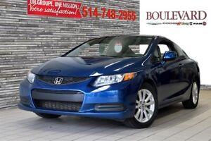 Honda Civic EX TOIT OUVRANT BLUETOOTH 2012