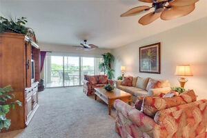 Bright and sunny 2 bedroom condo