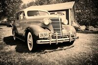 1938 CHEV MASTER DELUXE