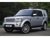2013 Land Rover Discovery 4 3.0 SD V6 HSE SUV 5dr Diesel Automatic (230