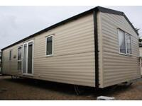 Willerby Martin Static Caravan at Coopers Beach, Mersea Island