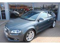 Audi A3 TDI S LINE. FINANCE SPECIALISTS